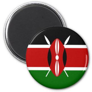 Kenya Flag Magnet
