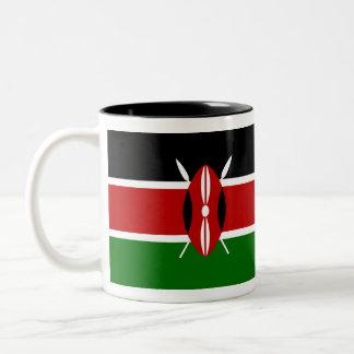 Kenya Flag Mug