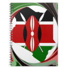Kenya Hakuna Matata Notebook