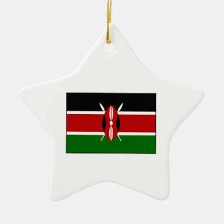 Kenya – Kenyan National Flag Ornament