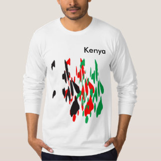 Kenya long sleeve Tee