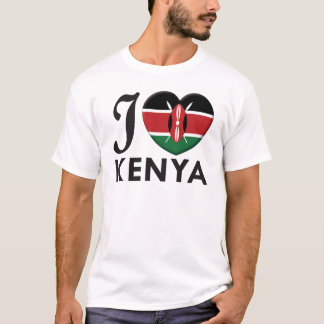Kenya Love T-Shirt