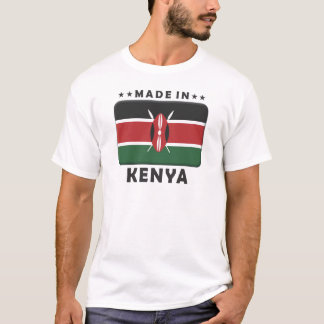 Kenya Made T-Shirt