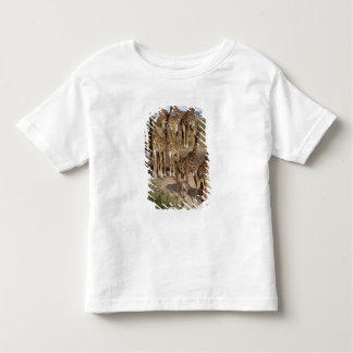 Kenya: Masai Mara Game Reserve herd of one dozen Toddler T-Shirt