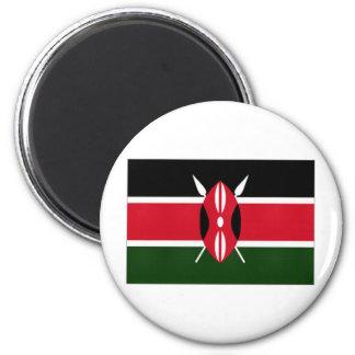 Kenya National Flag Magnet