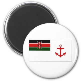 Kenya Naval Ensign Magnets