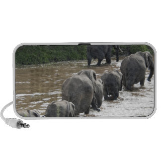 Kenya, No Water No Life Mara River Expedition, 2 Notebook Speaker