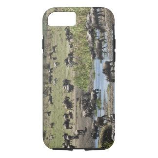 Kenya, No Water No Life Mara River Expedition, 4 iPhone 8/7 Case
