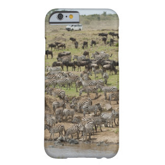 Kenya, No Water No Life Mara River Expedition, 5 Barely There iPhone 6 Case