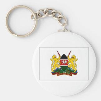 Kenya President Flag Key Chains
