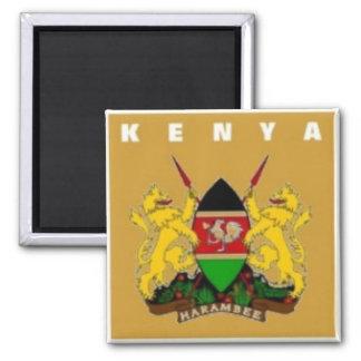 kenya Products Magnet