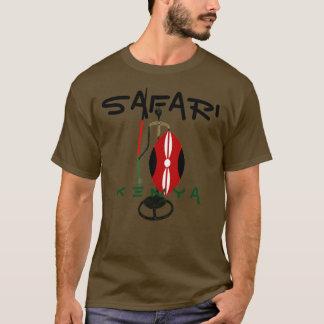 Kenya Safari Holiday Tour Hakuna Matata Masai Mara T-Shirt