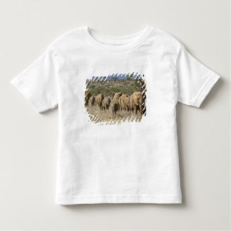 Kenya, Samburu National Reserve. Elephants Toddler T-Shirt