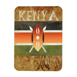 Kenya Souvenir Magnet