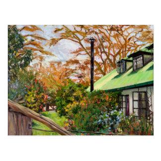 Kenyan Garden 2012 Postcard