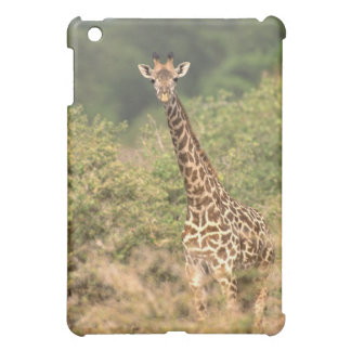 Kenyan giraffe iPad mini cases