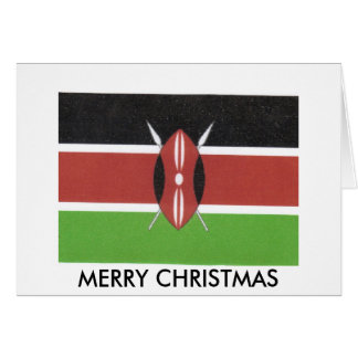 kenyan greeting card