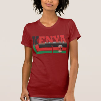 KENYAN LADY T-Shirt