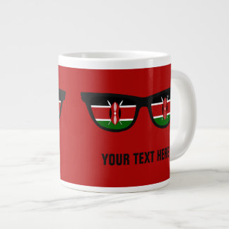 Kenyan Shades custom mugs Jumbo Mug