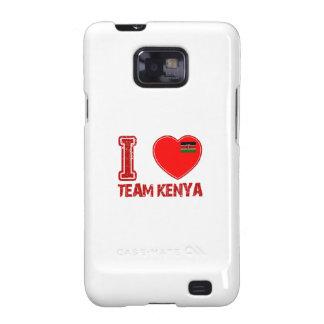 KENYAn sport designs Galaxy S2 Case