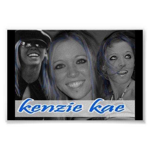 Kenzie Poster