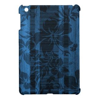 Keokea Beach Faux Wood Surfboard iPad Mini Cases