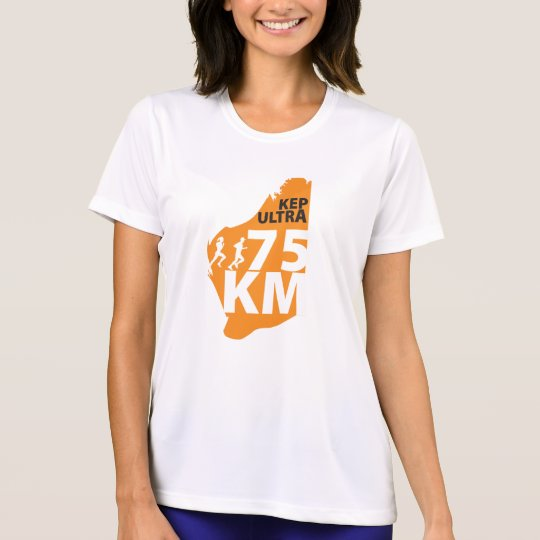Kep 75 Ladies Micro-Fibre T-Shirt