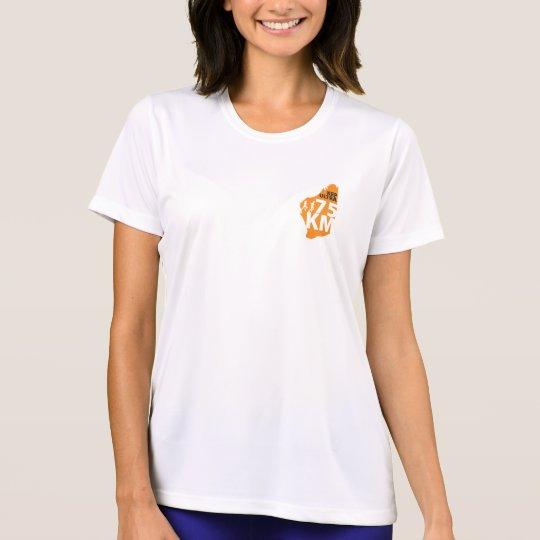 Kep 75 Ladies Micro-Fibre T-Shirt Pocket