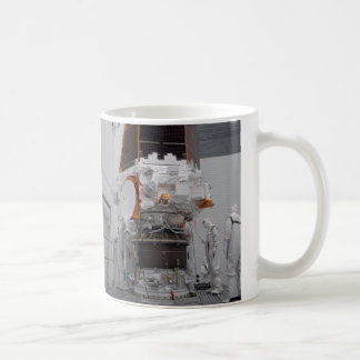 Kepler space telescope basic white mug
