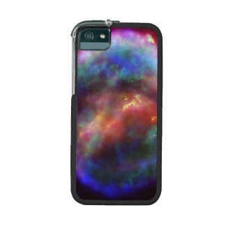 Kepler's Supernova Remnant In Visible, X-Ray iPhone 5/5S Covers
