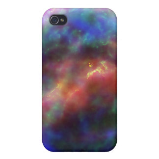 Kepler's Supernova Remnant In Visible, X-Ray iPhone 4/4S Cover