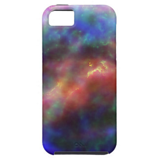 Kepler's Supernova Remnant In Visible, X-Ray Tough iPhone 5 Case