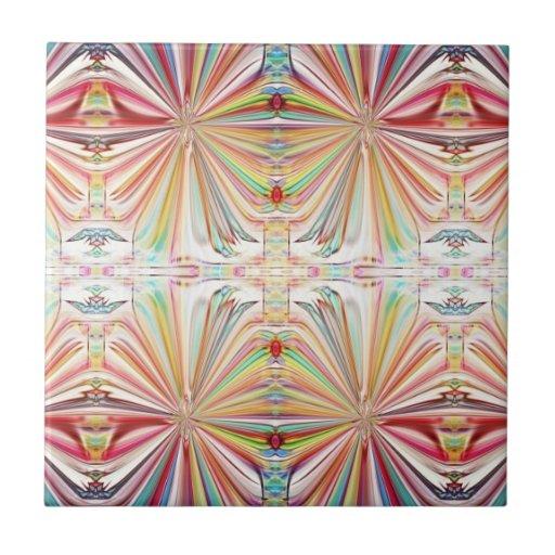 Keramik Fliese ``Spring Harmonie´´ Tile