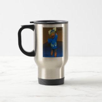 Ker'D says HIYA!! mug