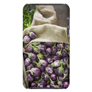 Kerelan Eggplant iPod Case-Mate Case