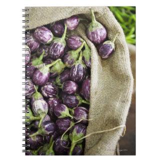 Kerelan Eggplant Notebook