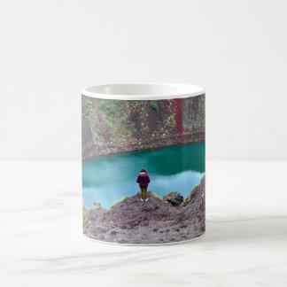 Kerid Crater, Iceland Coffee Mug