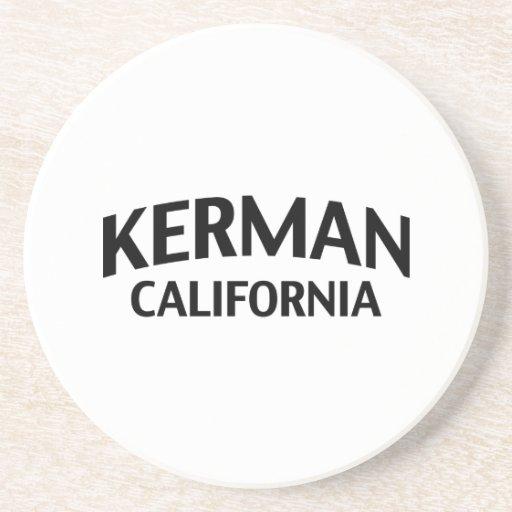 Kerman California Drink Coasters