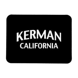 Kerman California Rectangular Photo Magnet