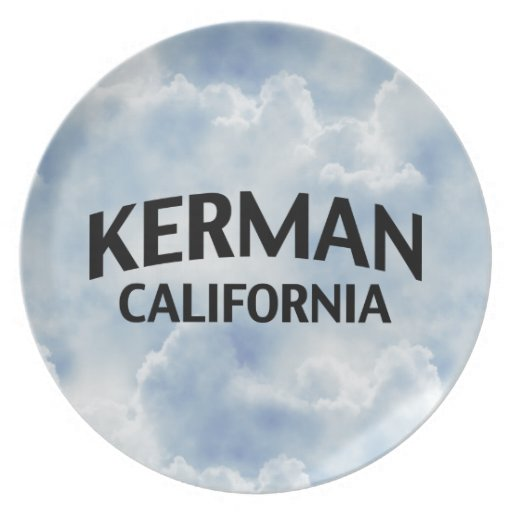 Kerman California Dinner Plates