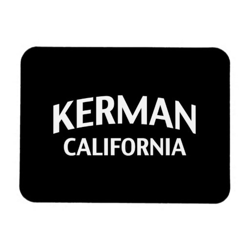 Kerman California Flexible Magnet