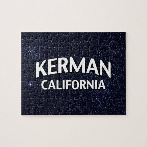 Kerman California Puzzle