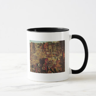 Kermesse with Theatre and Procession Mug
