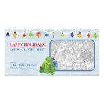 Kermit Holiday Photo Card