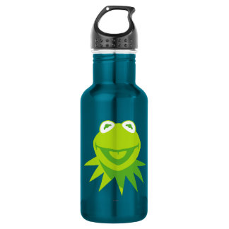 Kermit the Frog Smiling 532 Ml Water Bottle