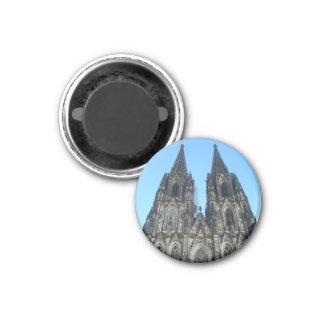 Kernel large saintly hall 3 cm round magnet