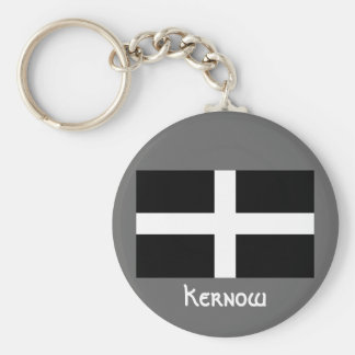 Kernow/Cornwall Key Ring