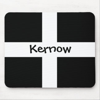 Kernow - Cornwall Mousemat