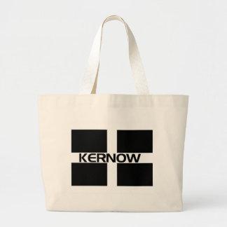 KERNOW FLAG LARGE TOTE BAG
