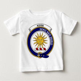 Kerr Clan Badge Baby T-Shirt